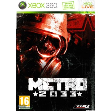 Metro 2033 (Lietota)